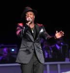 SEE Anthony Hamilton's Baltimore Performance [Video And Photos]