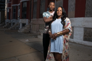 Baltimore mother Toya Graham