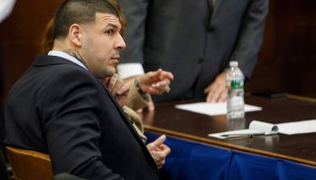 Double Murder Trial Of Former Patriots Player Aaron Hernandez