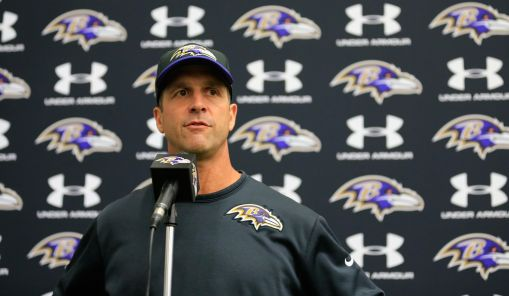 John Harbaugh News Conference