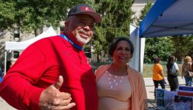 Larry Young & Cathy Hughes