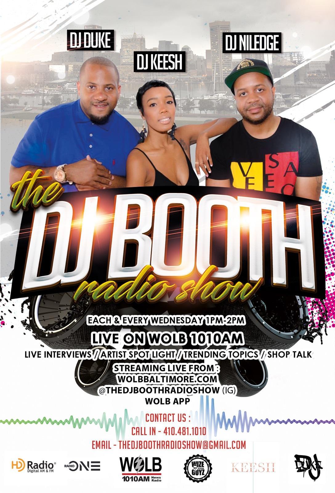 The DJ Booth Radio Show