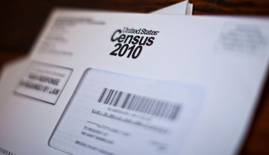 USA - 2010 Census