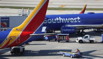 Hundreds Of Southwest Airlines Flights Canceled Since Last Week As Airline Deals With 'Operational Emergency'