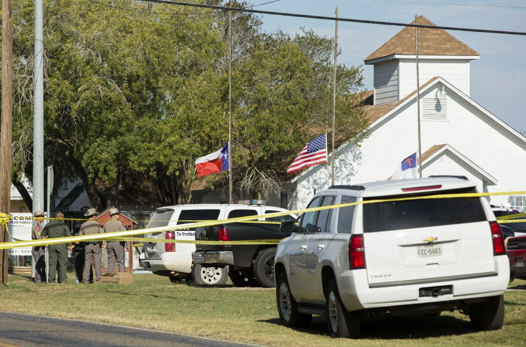 At Least 20 People Killed 24 Injured After Mass Shooting At Texas Church