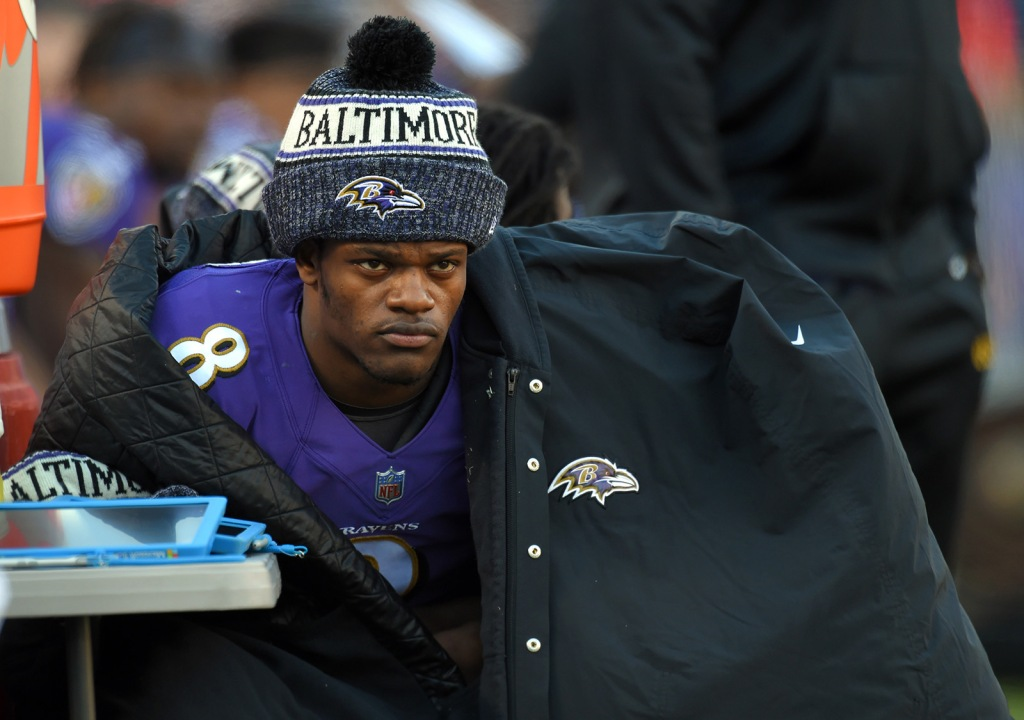 As a Ravens rookie, Lamar Jackson had the NFLs worst fumbling habit. He should improve in 2019.