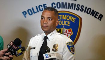 Baltimore police chief charged with failing to file taxes; mayor has not asked for resignation