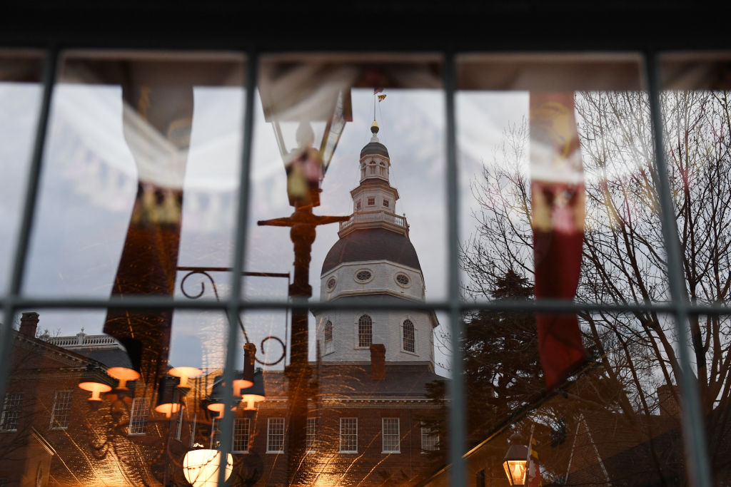 439th Session of the Maryland General Assembly - Annapolis, MD