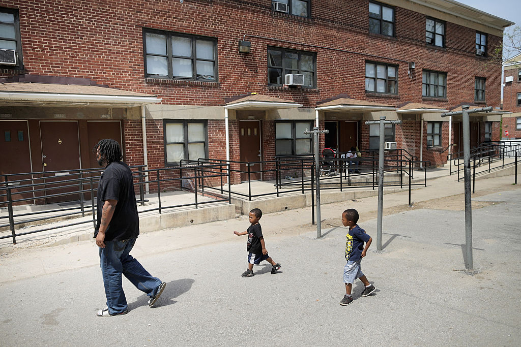 Baltimore On Year After The Death Of Freddie Gray