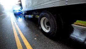 Emergency Vehicle on Scene