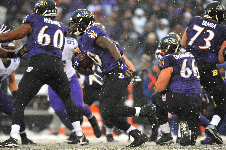 Minnesota Vikings v Baltimore Ravens
