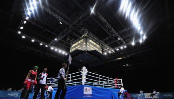 Boxing - LOCOG Test Event for London 2012