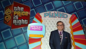 Drew Carey unveils 'Price Is Right' slot machines at the Global Gaming Expo in Las Vegas