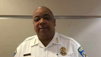 Baltimore City Police Commissioner Michael Harrison