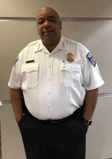 Baltimore City Police Commissioner Michael Harrison