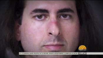Woman harassed by alleged Capital Gazette shooter speaks on NBC's 'Today show'.