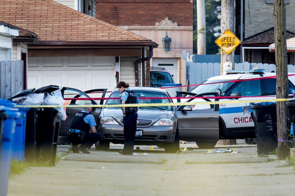 55 shot, 11 fatally, in weekend shootings in Chicago