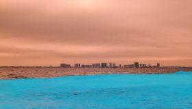 Ocean City Skyline IR - II