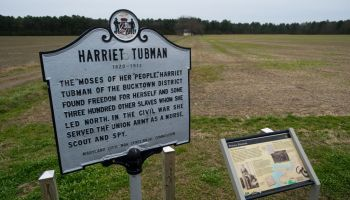 Harriet Tubman historic site, Dorchester County Maryland
