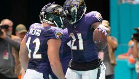 NFL: SEP 08 Ravens at Dolphins
