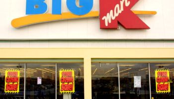Kmart Store Closings