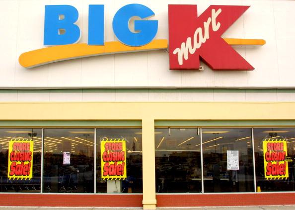 Kmart Store Closings