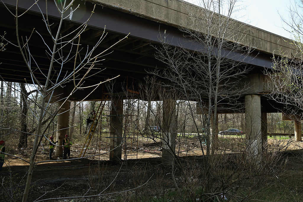US Dep't Of Transportation Reports That 61,000 Bridges Structurally Deficient
