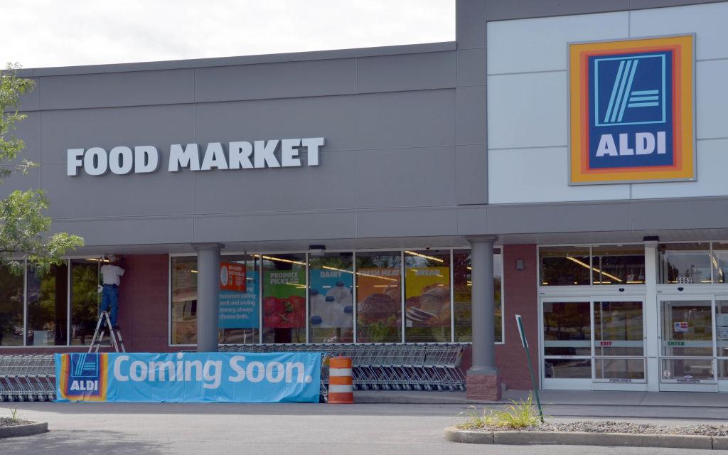 Aldi store in the United States