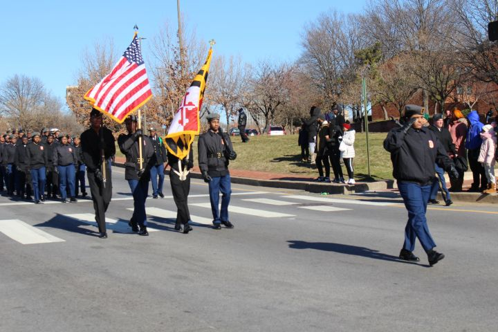 20th Martin Luther King Jr. Day Parade