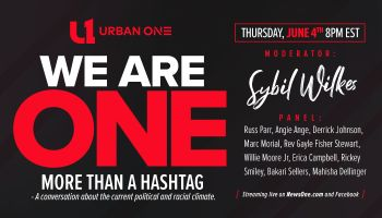 We Are One: More Than A Hashtag