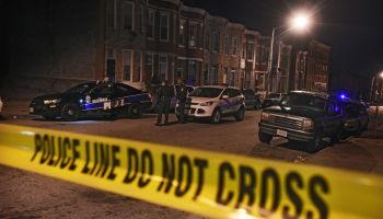 Baltimore hits 300 homicides for the year