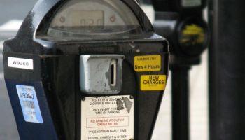 Parking meter stock