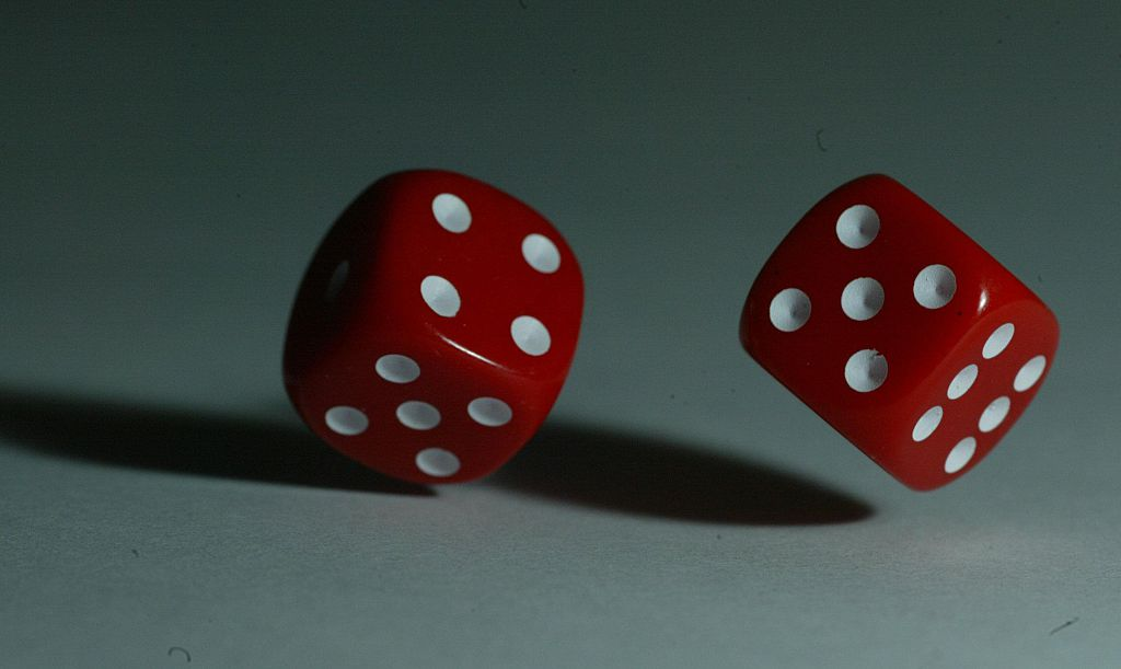 Generic Dice, 15 June 2005. SHD Picture by ANTHONY JOHNSON
